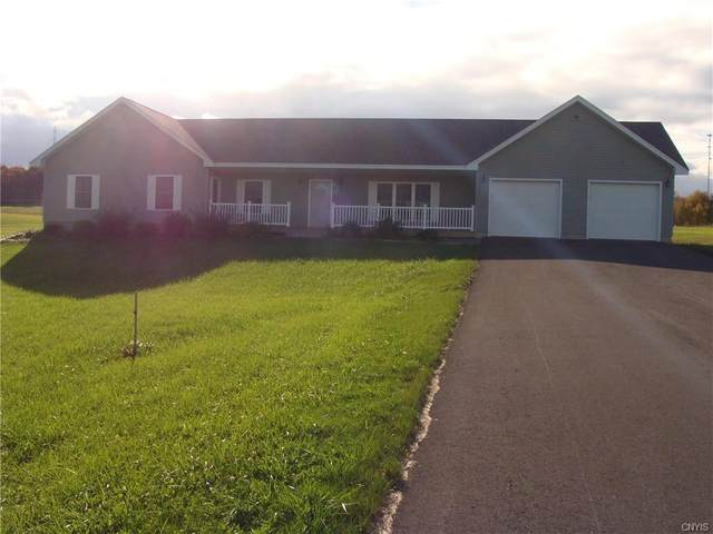 6107 Fox Path, Lowville, NY 13367 (MLS #S1298191) :: Thousand Islands Realty