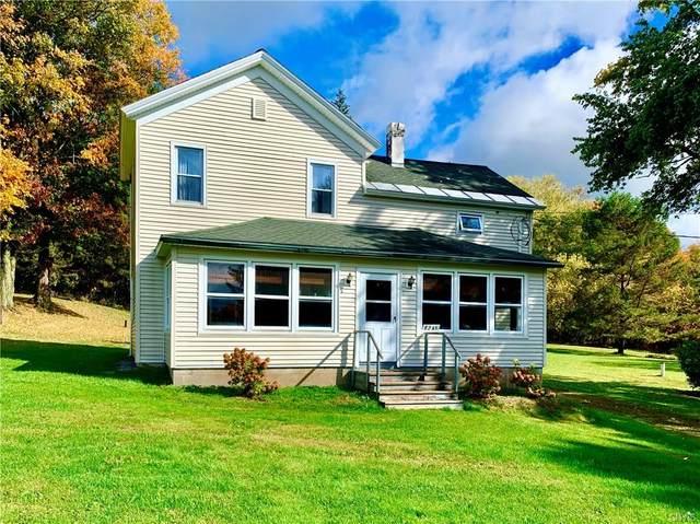 8245 Hill Road, Hamilton, NY 13346 (MLS #S1298199) :: TLC Real Estate LLC