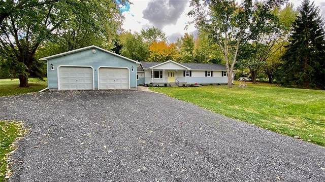 1276 Peru Road, Elbridge, NY 13080 (MLS #S1298328) :: Thousand Islands Realty