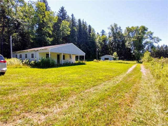 7643 Jefferson Park Road, Ellisburg, NY 13650 (MLS #S1298380) :: Mary St.George | Keller Williams Gateway