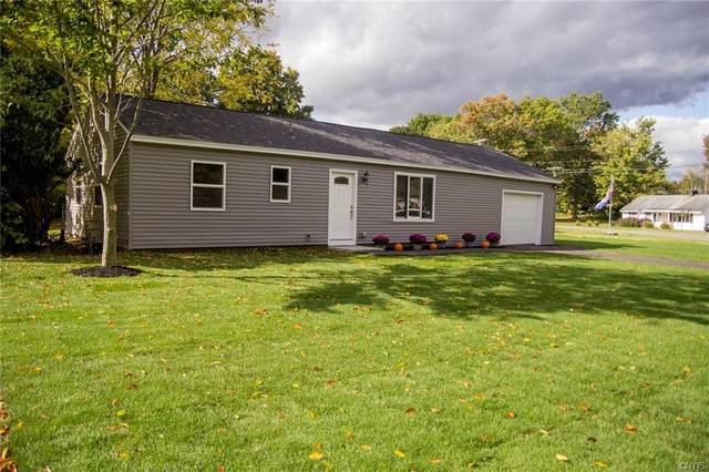 4 Oakdale Circle, Whitestown, NY 13492 (MLS #S1298665) :: Thousand Islands Realty