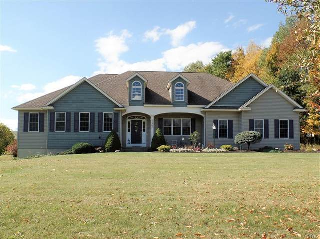 7205 Davis Road, Floyd, NY 13440 (MLS #S1298786) :: BridgeView Real Estate Services