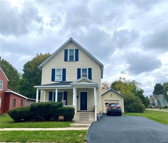 81 Evergreen Street, Cortland, NY 13045 (MLS #S1298987) :: Thousand Islands Realty
