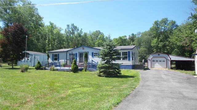 10909 Cobbville Road, Adams, NY 13605 (MLS #S1299017) :: Thousand Islands Realty