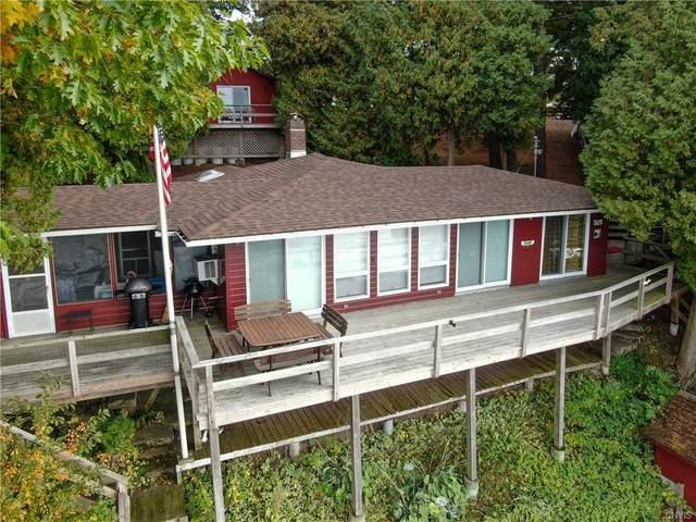 12741 Riverside Acres Lane Lane, Clayton, NY 13624 (MLS #S1299102) :: MyTown Realty