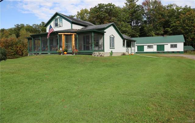 705 Nys Route 49 N, Vienna, NY 13042 (MLS #S1299209) :: Robert PiazzaPalotto Sold Team