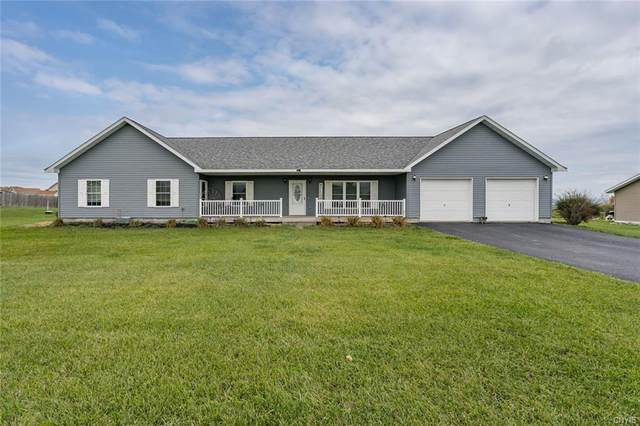 5317 Kamryn Road, Lowville, NY 13367 (MLS #S1299213) :: BridgeView Real Estate Services