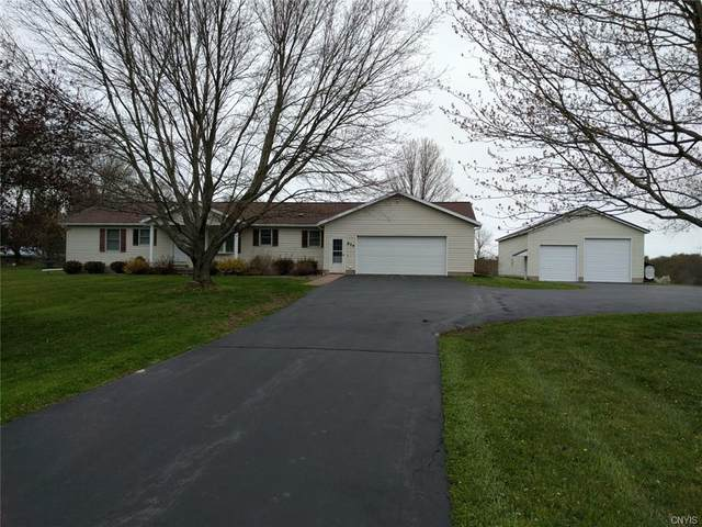 574 Morey Road, West Monroe, NY 13103 (MLS #S1299253) :: Thousand Islands Realty