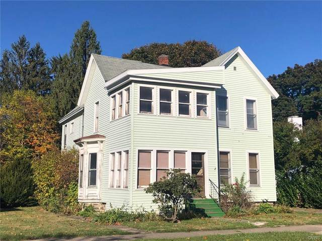 18 Woodruff Street, Cortland, NY 13045 (MLS #S1299375) :: Thousand Islands Realty