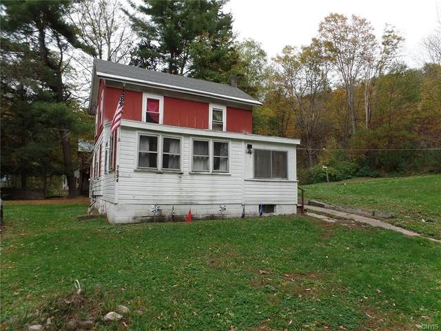 7994 Tannery Road, Western, NY 13486 (MLS #S1299729) :: Robert PiazzaPalotto Sold Team