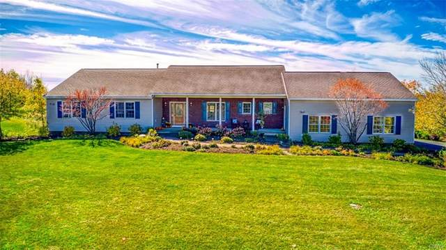 8910 Peck Hill Road, Manlius, NY 13104 (MLS #S1299765) :: Thousand Islands Realty
