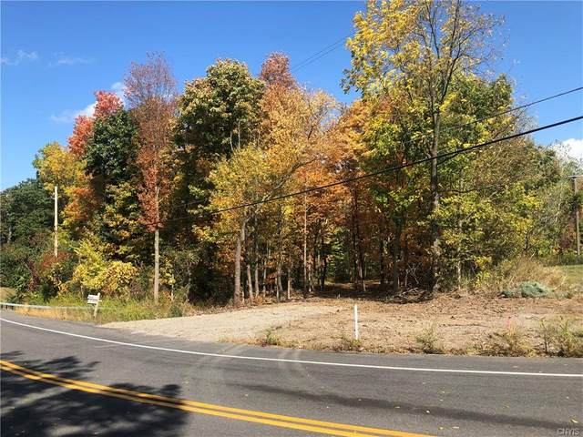 4916 Howlett Hill Road, Marcellus, NY 13108 (MLS #S1299791) :: TLC Real Estate LLC