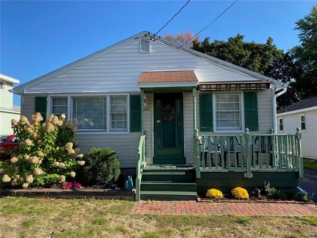 206 Beechwood Avenue, Salina, NY 13088 (MLS #S1299794) :: MyTown Realty
