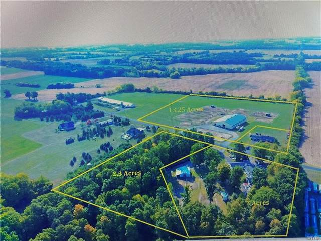 1262 Fitzpatrick Road, Springport, NY 13021 (MLS #S1299890) :: BridgeView Real Estate Services