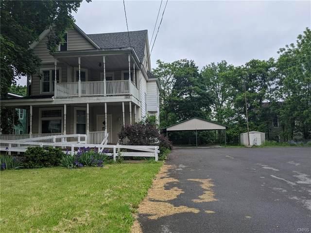 1443 E Genesee Street, Syracuse, NY 13210 (MLS #S1300016) :: Thousand Islands Realty