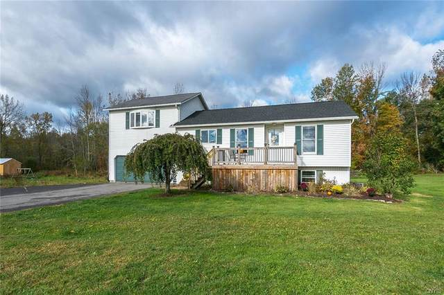 961 County Route 10, Schroeppel, NY 13132 (MLS #S1300032) :: Thousand Islands Realty
