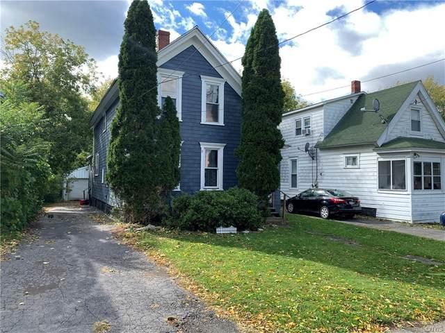 229 Hayden Avenue, Syracuse, NY 13204 (MLS #S1300056) :: Thousand Islands Realty
