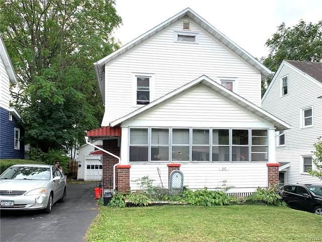 157 Hall Avenue, Syracuse, NY 13205 (MLS #S1300124) :: Thousand Islands Realty