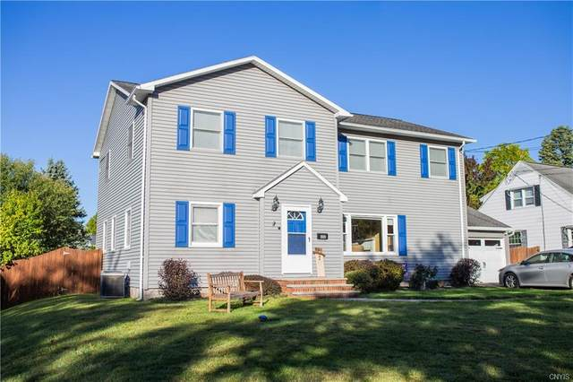 604 Parsons Drive, Geddes, NY 13219 (MLS #S1300126) :: BridgeView Real Estate Services