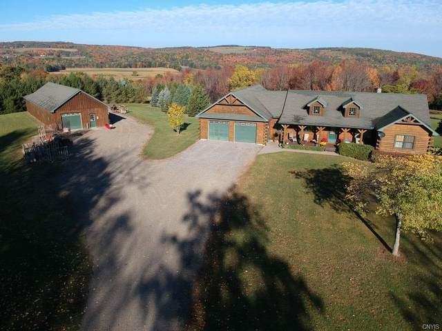 5011 Ossian Hill Road, Ossian, NY 14437 (MLS #S1300264) :: Avant Realty