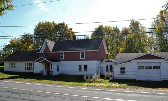31340 County Route 4, Cape Vincent, NY 13618 (MLS #S1300267) :: BridgeView Real Estate Services