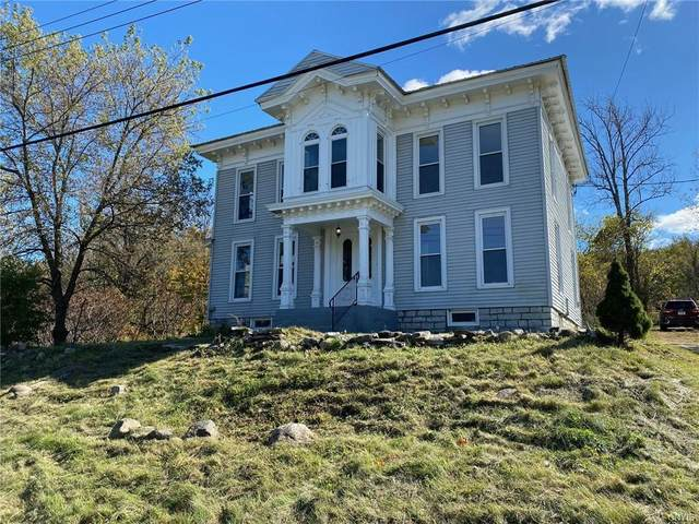 4423 State Highway 10, Ephratah, NY 13452 (MLS #S1300297) :: Thousand Islands Realty
