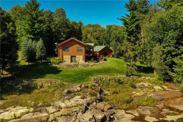 3949 Shuetown Road, Lyonsdale, NY 13368 (MLS #S1300335) :: BridgeView Real Estate Services