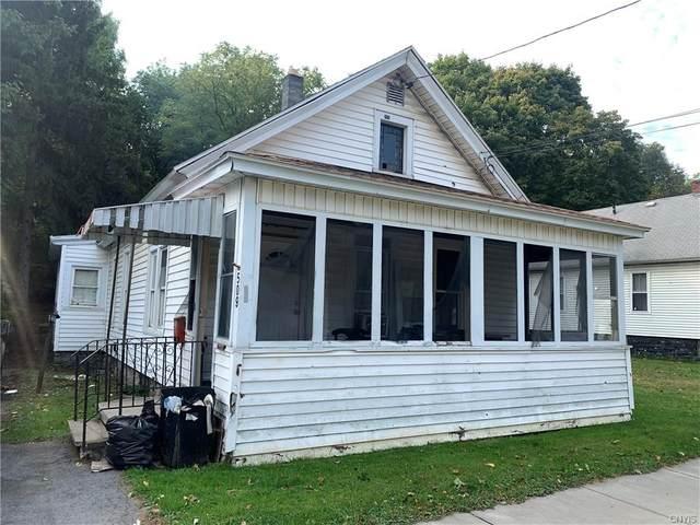 509 Rowland Street, Syracuse, NY 13204 (MLS #S1300361) :: Thousand Islands Realty