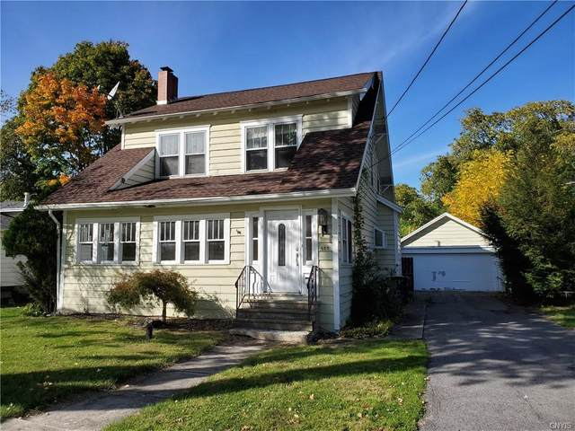 507 Fayette Boulevard, Syracuse, NY 13224 (MLS #S1300391) :: TLC Real Estate LLC