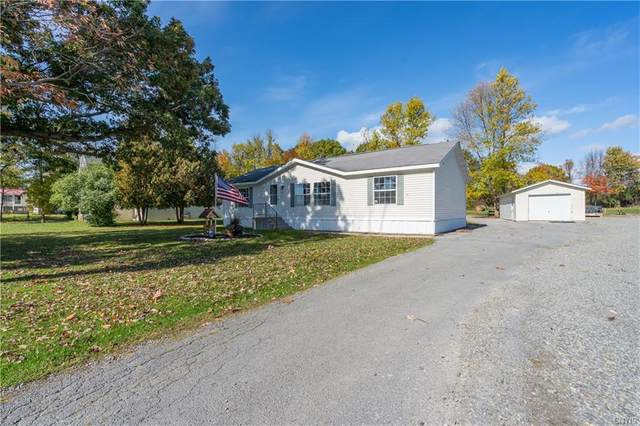 43183 County Route 100, Orleans, NY 13640 (MLS #S1300454) :: Robert PiazzaPalotto Sold Team