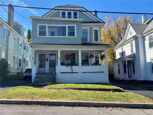 204 Wilson Street #6, Syracuse, NY 13203 (MLS #S1300462) :: MyTown Realty