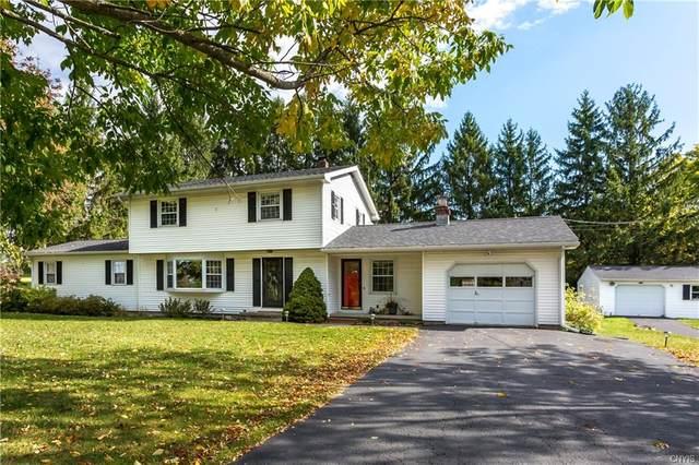 3265 Walker Road, Sennett, NY 13021 (MLS #S1300690) :: BridgeView Real Estate Services