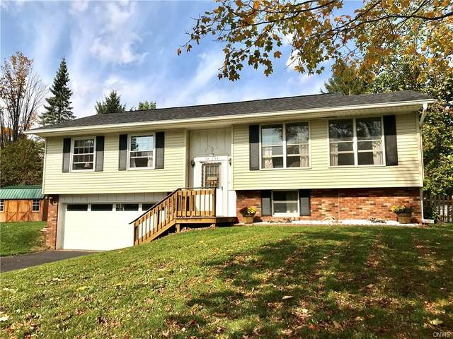 5334 English Avenue, Madison, NY 13346 (MLS #S1300766) :: Thousand Islands Realty