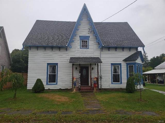 11287 E Center Street, Brookfield, NY 13364 (MLS #S1300871) :: BridgeView Real Estate Services