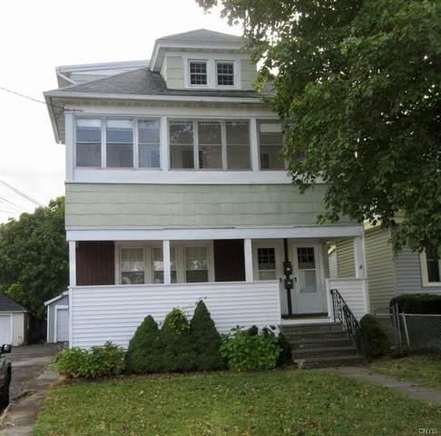 225 Woodbine Ave Avenue #27, Syracuse, NY 13206 (MLS #S1300941) :: Thousand Islands Realty