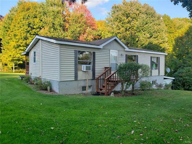 146 North Road, Pharsalia, NY 13801 (MLS #S1301572) :: BridgeView Real Estate Services
