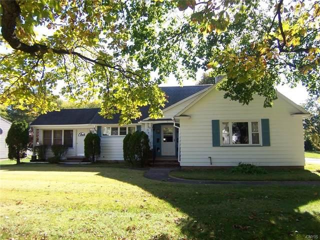 3846 Prospect Street, Vernon, NY 13421 (MLS #S1301655) :: BridgeView Real Estate Services