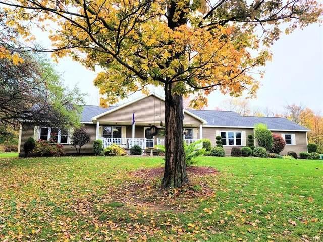 5176 Ostrander Road, Verona, NY 13478 (MLS #S1301696) :: BridgeView Real Estate Services