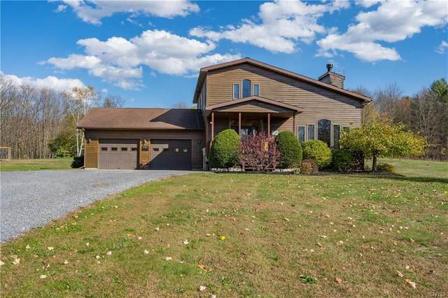 6948 Olmstead Road, Watson, NY 13367 (MLS #S1301720) :: Thousand Islands Realty