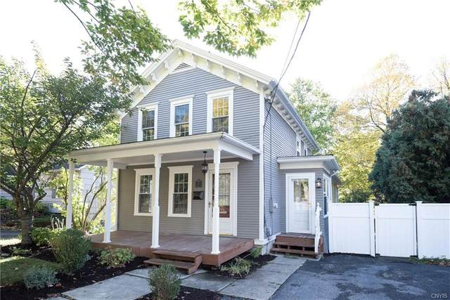 36 Onondaga Street, Skaneateles, NY 13152 (MLS #S1301770) :: MyTown Realty