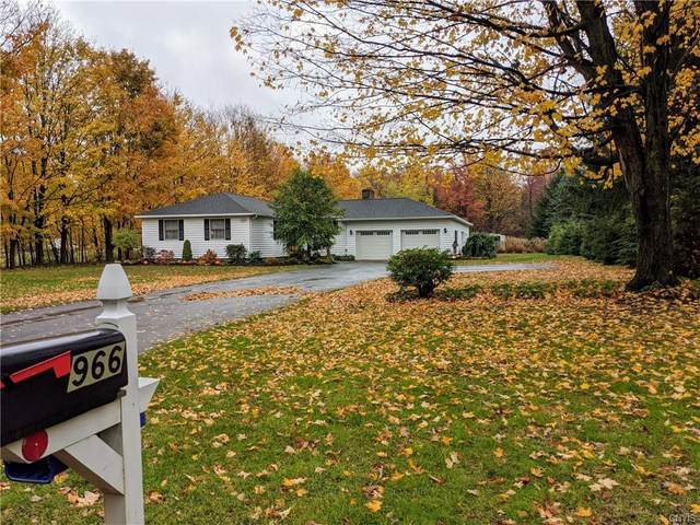 966 County Route 7, Hannibal, NY 13074 (MLS #S1301788) :: 716 Realty Group