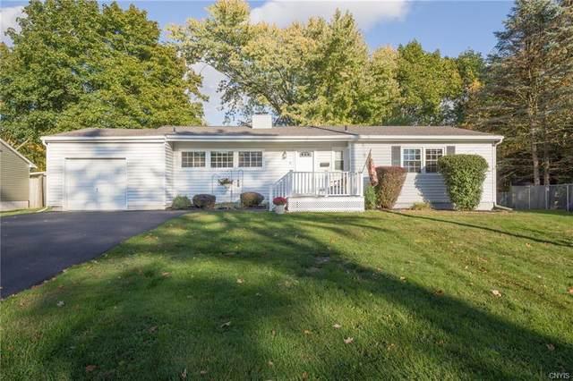 6 Apple Tree Lane, Clay, NY 13090 (MLS #S1301813) :: MyTown Realty