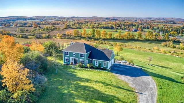 3842 Charles Road, Cazenovia, NY 13035 (MLS #S1301838) :: BridgeView Real Estate Services