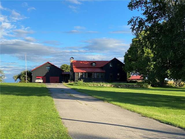 6334 State Highway 37, Oswegatchie, NY 13669 (MLS #S1301874) :: MyTown Realty