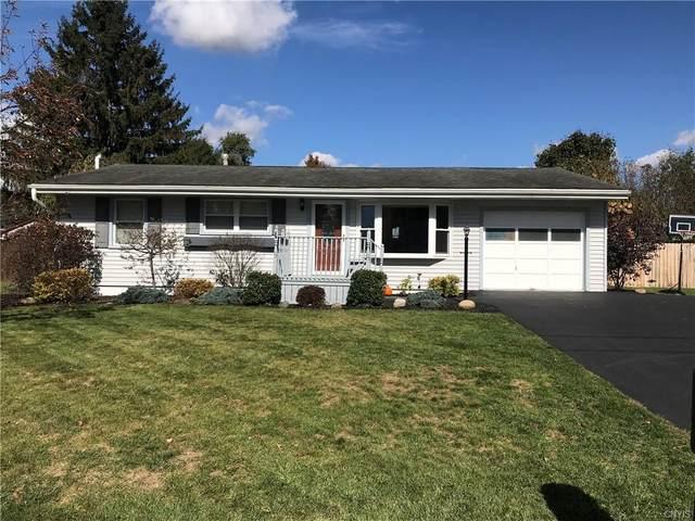 813 Lamont Circle, Cortlandville, NY 13045 (MLS #S1302017) :: Thousand Islands Realty