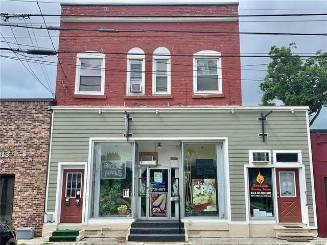 115 Main Street, Whitestown, NY 13492 (MLS #S1302181) :: 716 Realty Group