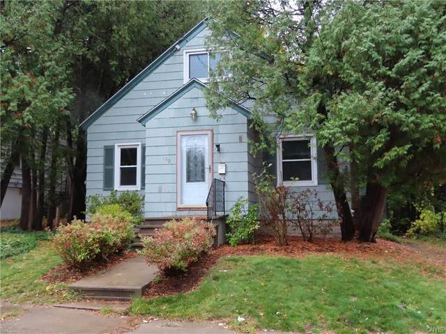 125 Vincent Street, Syracuse, NY 13210 (MLS #S1302222) :: Thousand Islands Realty