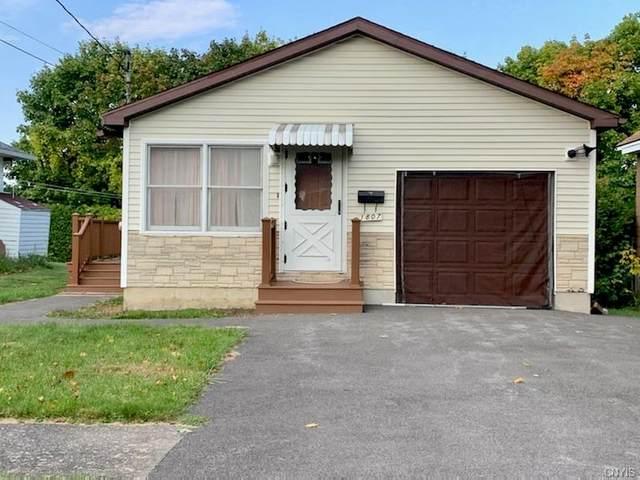 1807 Gardner Street, Utica, NY 13501 (MLS #S1302285) :: TLC Real Estate LLC
