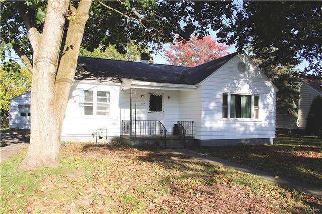 505 2nd Avenue Extension, Frankfort, NY 13340 (MLS #S1302410) :: MyTown Realty