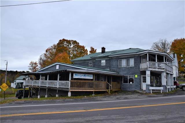 2558 State Route 29, Salisbury, NY 13454 (MLS #S1302479) :: Robert PiazzaPalotto Sold Team